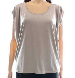 Ellen Tracy Cap Sleeve Jnw183564p Top