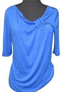 Ellen Tracy Top Blue