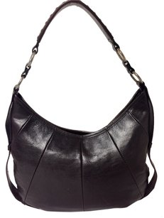 Enzo Angiolini Leather Soft Shoulder Bag