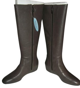 Enzo Angiolini Riding GRAY Boots