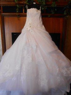 Enzoani Brand New Erume Wedding Dress