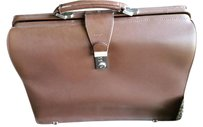 Enzorossi Leather Business Laptop Bag