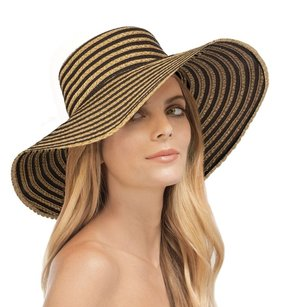Eric Javits Eric Javitz Gg Dame Ii Sun Hat Tropic Orange Yellow