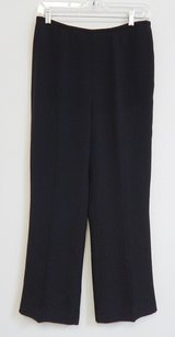Escada 100 Silk Dress Pants