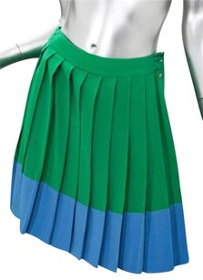 Escada Sport Womens Greenblue Skirt