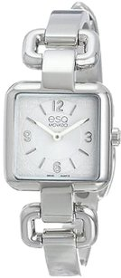 ESQ Esq By Movado Status Stainless Steel Bangle Ladies Watch 07101420