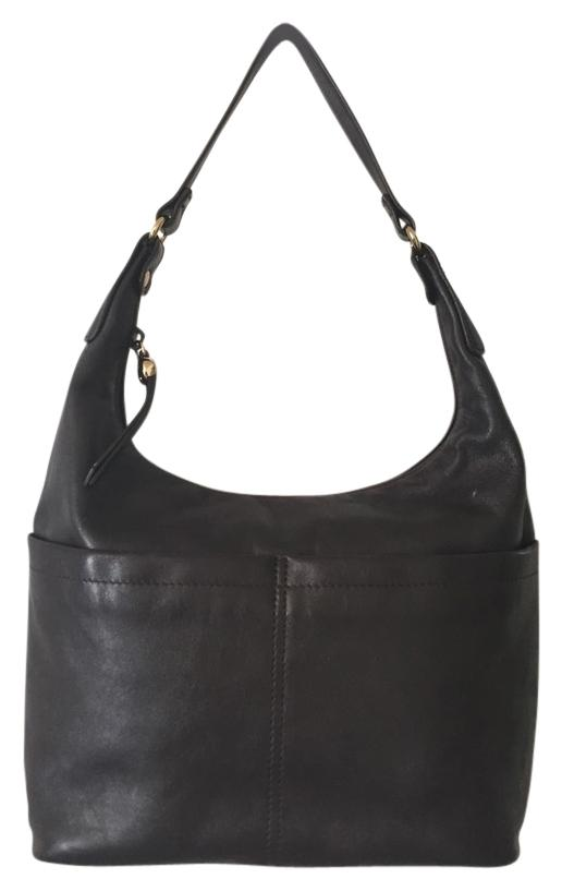 Etienne Aigner Leather Hobo Bag best - www.thewatersportsfarm.com