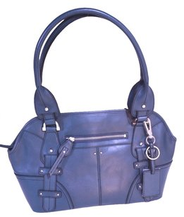 Etienne Aigner Ambitous Tote in TEAL GREEN