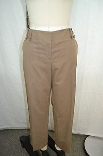 Etro Pinstriped Cropped Pants