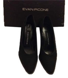 Evan Picone Black Pumps
