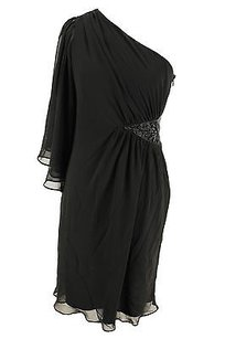Evan Picone short dress black Womens on Tradesy