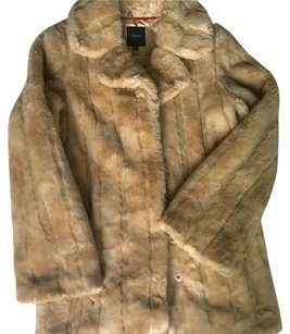 Express Burning Man Fur Coat