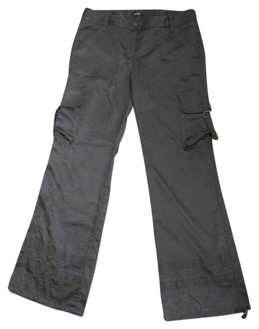Preload https://item1.tradesy.com/images/express-olive-green-straight-leg-pants-size-8-m-29-30-2037565-0-0.jpg?width=400&height=650