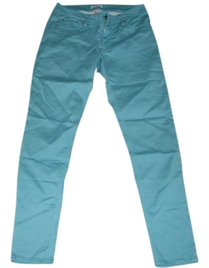 Express Teal Turquoise Skinny Jeans outlet - www ...