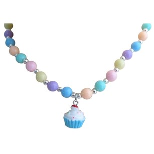 Fashion Jewelry For Everyone Cupcake Jewelry Candy Cupcake Necklace Christmas Gift