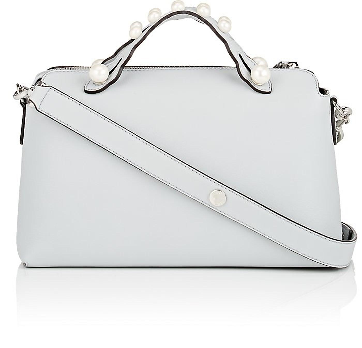 059e23a62a ... best fendi by the way pearl crossbody tote shoulder bag.