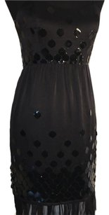 Fendi short dress Black on Tradesy