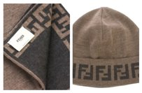 Fendi NWT Fendi Scarf And Hat