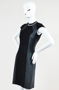 Fendi Black Interlock Dress