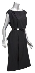 Black Maxi Dress by FENDI Shift