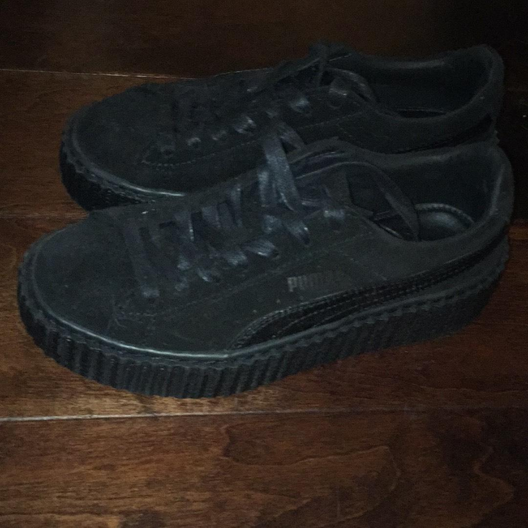 fenty by rihanna athletic shoes athletic on sale