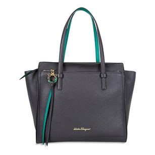 Salvatore Ferragamo Wome's Tote in Grey