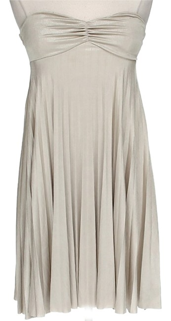 Preload https://item1.tradesy.com/images/forever-21-beige-sleeveless-pleated-mid-length-short-casual-dress-size-6-s-5764480-0-0.jpg?width=400&height=650