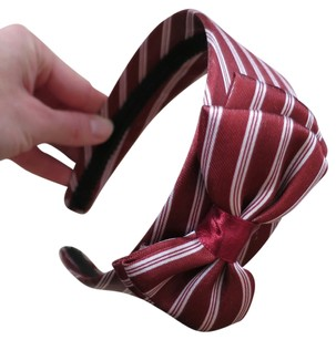 Forever 21 Candy Stripe Bow