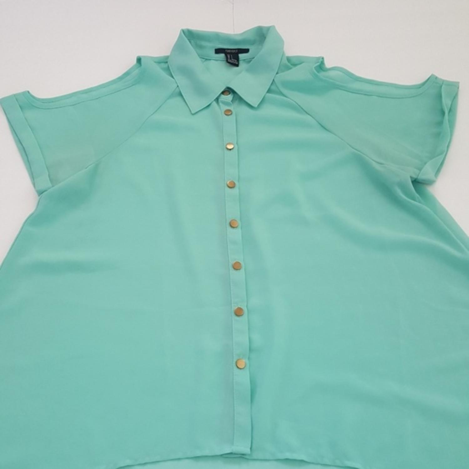 High Low Blouse Forever 21 Anlis