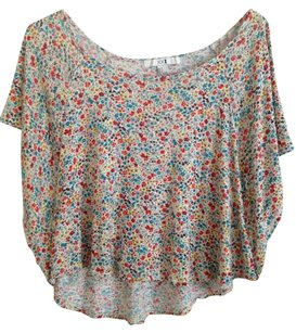 Forever 21 Top Patterned