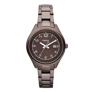 Fossil Fossil Am4383 Womens Flight Stainless Quartz Brown Dial Watch Doesnt Work