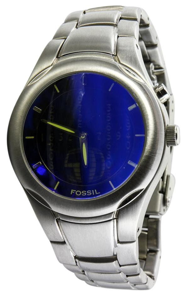 Fossil Big Tic Analog And Digital Watch 44 Off Retail