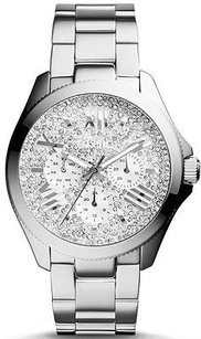 Fossil Fossil Cecile Stainless Steel Chronograph Ladies Watch Am4601