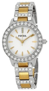 Fossil FOSSIL Crystal Two-tone Ladies Watch FSES2409