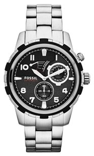 Fossil Fossil Dean Automatic Stainless Steel Mens Watch ME3038