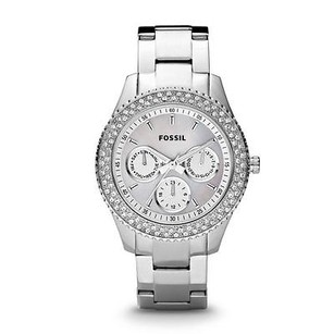Fossil Fossil Es2860 Stella Multifunction Stainless Steel Ladies Watch Doesnt Run