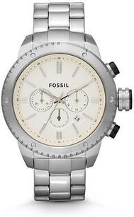 Fossil Fossil Logan Stainless Steel Chronograph Mens Watch Bq1048
