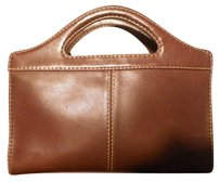 Fossil Geniune Leather Leather Tote in Brown