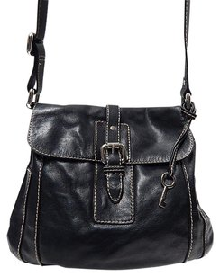 Fossil Gabby Leather Cross Body Bag