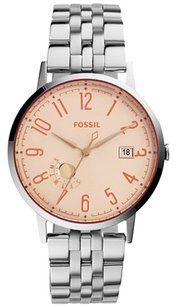 Fossil New! Fossil Women's Vintage Muse Stainless Steel Bracelet Watch 40mm