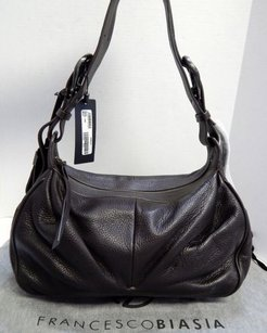 Francesco Biasia A93204 Dulcie Leather Hobo Bag