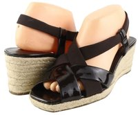 Franco Sarto Field Brown Platforms
