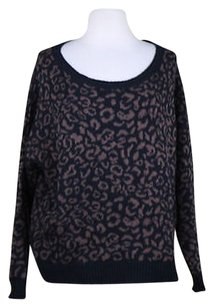 Free People Womens Boat Neck Sweater