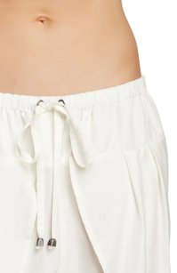 Free People Capri/Cropped Pants Ivory
