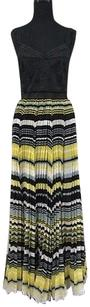 Multi-Color Maxi Dress by Free People Corset