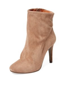 Free People Fairfax Suede Tan Boots