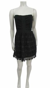 Free People Ella Moss Lace Party In Strapless Dress