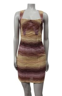 Free People People Multi Tonal All You Ever Wanted In Brown Dress
