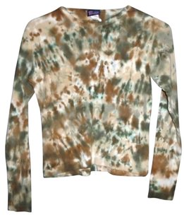 Freeze Tie Dye Longsleeve T Shirt *