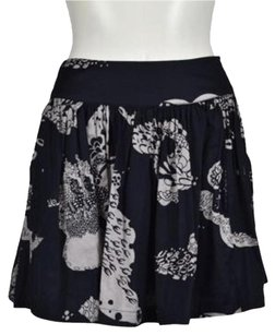 French Connection Womens Navy Skirt Navy, Gray
